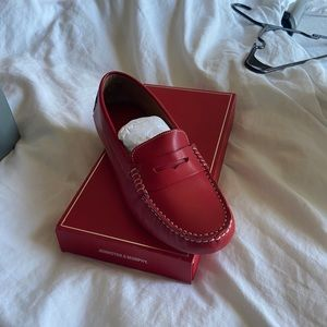 NWT Johnston and Murphy Loafers